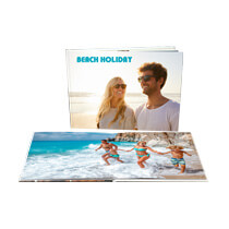 100pg 8x11inch (20x28cm) Pro Hardcover Lay-Flat incl Delivery