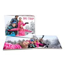 100pg 11x14inch (28x35cm) Pro Softcover Lay-Flat incl Delivery