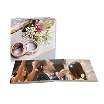 100pg 12x12inch (30x30cm) Pro Softcover Lay-Flat incl Delivery