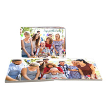 100pg 8x11inch (20x28cm) Pro Softcover Lay-Flat incl Delivery