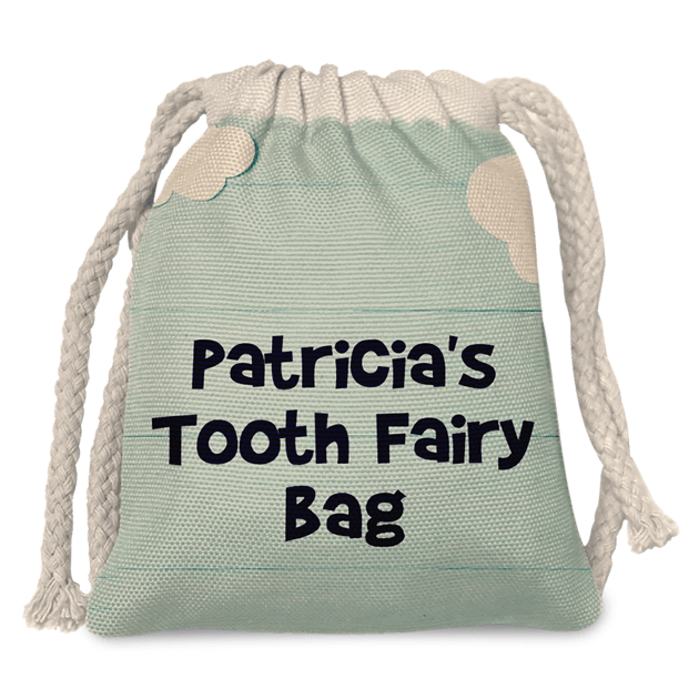 Fairy Drawstring Bag 15x12cm