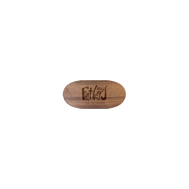 X-Small Oval Board 13cm x 28cm